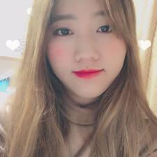 Perfil do utilizador de Eunbi