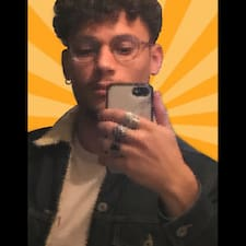 Timothe felhasználói profilja