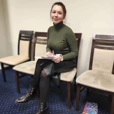 Profilo utente di Ksenija