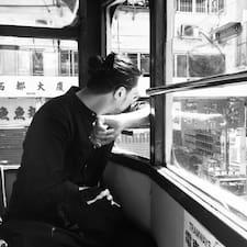 Användarprofil för Chun Yin Oscar Domani