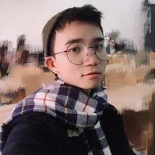 Profil utilisateur de Gideon