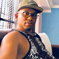 Thabo Brukerprofil