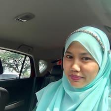 Nutzerprofil von Siti Nurfadzlin