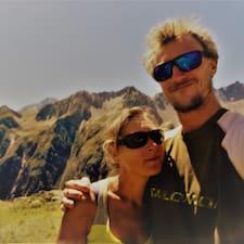 Justine&Pierre-Luc Brugerprofil