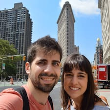 Mónica & Albert Kullanıcı Profili