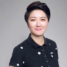 Användarprofil för Weiwei