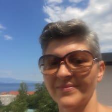 Ljiljana felhasználói profilja