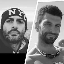 Profil utilisateur de Gian Luigi & Nicola