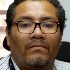 Användarprofil för Luis Ricardo
