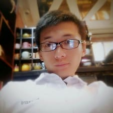 何勇 User Profile