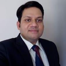 Raghavendra的用戶個人資料
