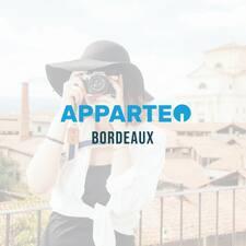 Dorothée felhasználói profilja