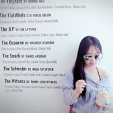 Perfil do utilizador de Jingyu