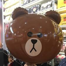 Profil utilisateur de Yuxuan