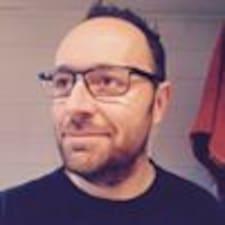 Gebruikersprofiel Guillaume