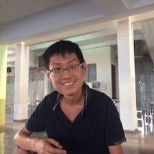 Gebruikersprofiel Siong Ting