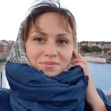 Профиль пользователя Iryna