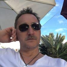 Profil utilisateur de David