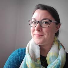 Alexandra felhasználói profilja