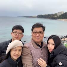 SeungWon - Uživatelský profil