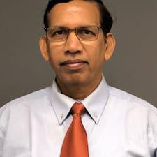 Profilo utente di Sanjay V