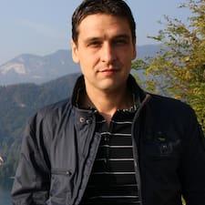 Giuseppe felhasználói profilja
