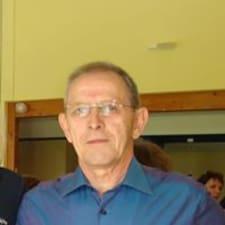 Profil Pengguna Jean-Louis