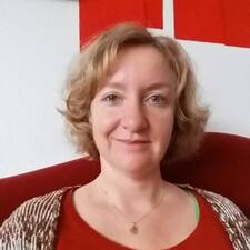 Henkilön Karin käyttäjäprofiili