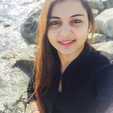 Simran User Profile