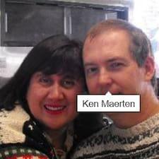 Användarprofil för Ken