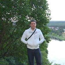 Andrej User Profile