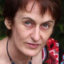 Henkilön Barbara käyttäjäprofiili