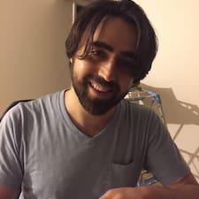 Perfil do usuário de Hasan