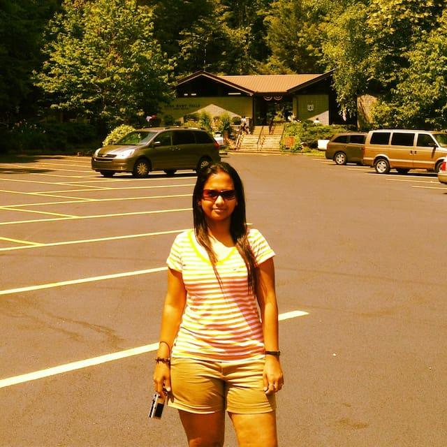Profil uporabnika Manisha
