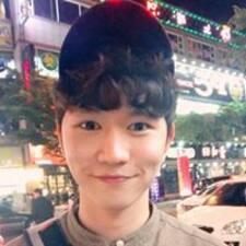 Profil utilisateur de Dongyoung