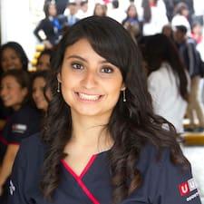 Profilo utente di María De Lourdes