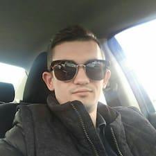 Maxim Brukerprofil