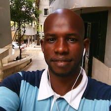 Henkilön Boubacar käyttäjäprofiili