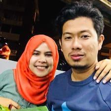 Профиль пользователя Mohd Shahrul Azrie