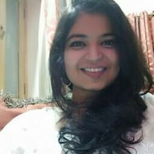 Gebruikersprofiel Shambhavi