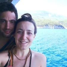 Hermine & Martin felhasználói profilja
