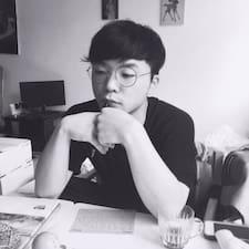Jungwoo - Uživatelský profil
