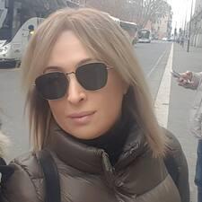 Tsisia Brukerprofil