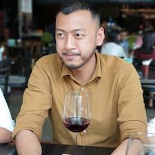 Viknesh felhasználói profilja