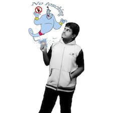 Profil utilisateur de Srinidhi Gowda