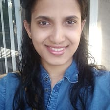 Pooja User Profile