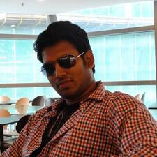 פרופיל משתמש של Siddarth