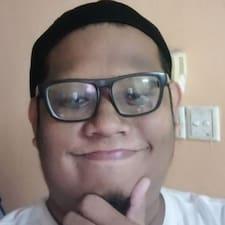Gebruikersprofiel Mohd Aidil