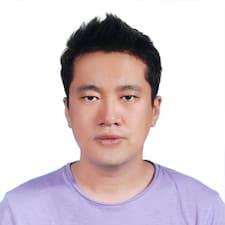 Henkilön Yizhe käyttäjäprofiili