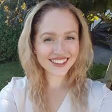 Karlane felhasználói profilja